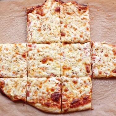Three Cheese Pizza Recipe | SideChef