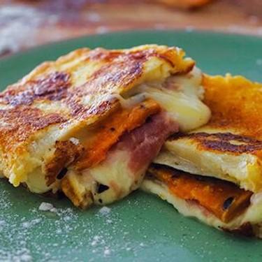 Grilled Cheese Sandwich Recipe   SideChef