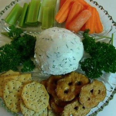 Seasoned Chives Dip Recipe   SideChef