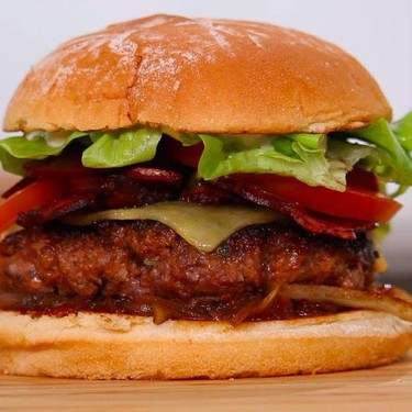 McDonald's Angus Burger Recipe | SideChef