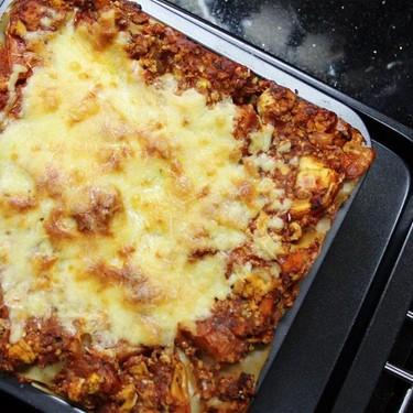 Vegetarian Lasagna Recipe   SideChef
