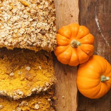 Pumpkin Bread with Toffee Streusel Recipe   SideChef