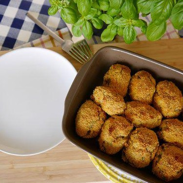 Baked Tuna Croquettes with Dill Recipe   SideChef