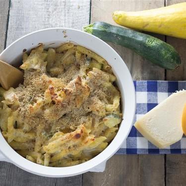 Zucchini Squash Mac and Cheese Recipe | SideChef