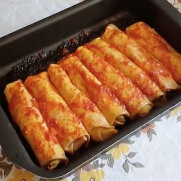 Spinach Ricotta Cannelloni Recipe   SideChef