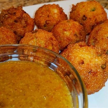 Hot & Spicy Hush Puppies Recipe   SideChef