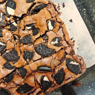 Oreo Fudge Brownies Recipe   SideChef