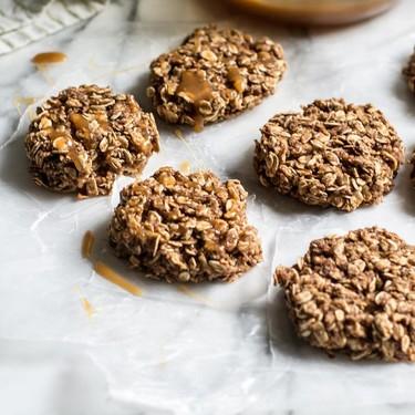 Healthy Cinnamon Apple and Oat Breakfast Cookies Recipe | SideChef