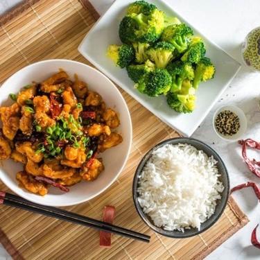 General Tso's Chicken Recipe   SideChef