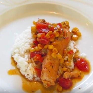 Fiesta Chicken Breast Recipe | SideChef