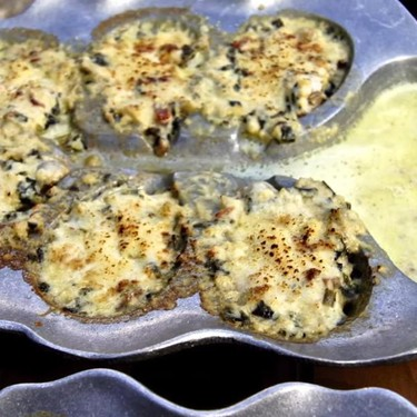 Charbroiled Oysters Recipe | SideChef