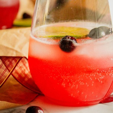 Cranberry Christmas Moscow Mule Recipe   SideChef