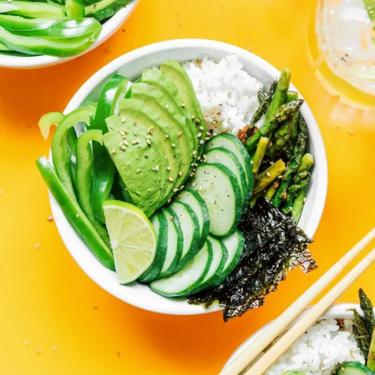 Green Goddess Sushi Bowl Recipe   SideChef