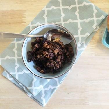 Honey Quinoa Granola Recipe | SideChef
