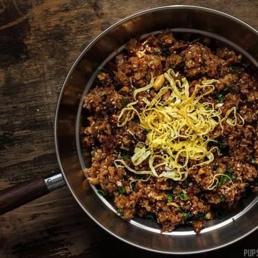 Crispy Chinese Sticky Rice (Lo Mai Fan) Recipe | SideChef