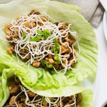 Chicken Lettuce Wraps Recipe   SideChef