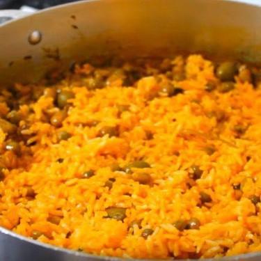 Rice with Pigeon Peas (Arroz Con Gandules) Recipe | SideChef