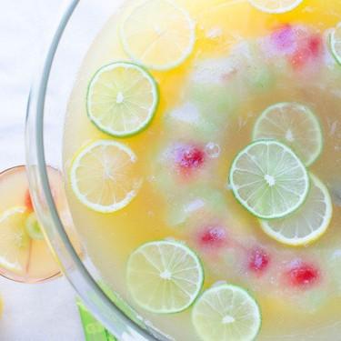 Pineapple Green Tea Punch Recipe   SideChef
