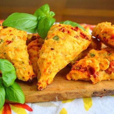 Sun-Dried Tomato Basil Scones Recipe | SideChef