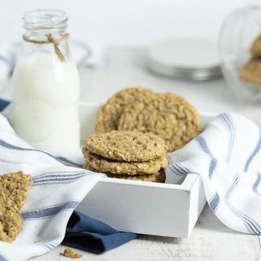 Coconut Oatmeal Cookies Recipe   SideChef