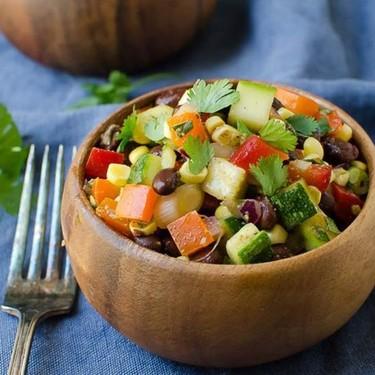 Mexican Chopped Salad Recipe | SideChef
