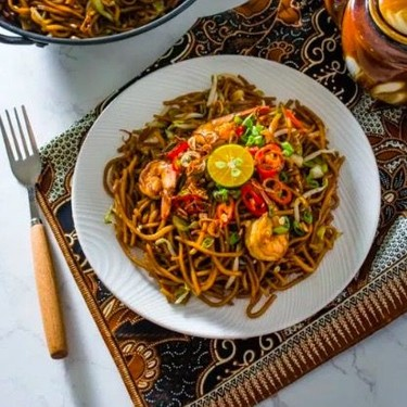 Indonesian Mie Goreng (Fried Noodles) Recipe   SideChef