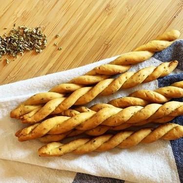 Chickpea Oregano Breadsticks Recipe   SideChef