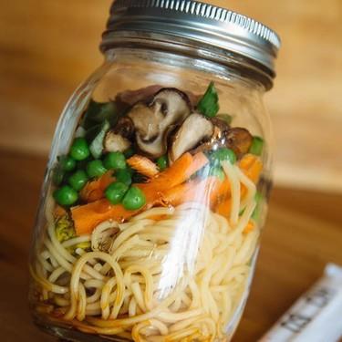 Healthy Instant Noodle Bowl Recipe | SideChef
