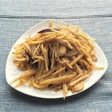 Sour and Spicy Potato Stir-Fry Recipe   SideChef