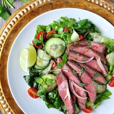 15-Minute Thai Beef Salad Recipe   SideChef