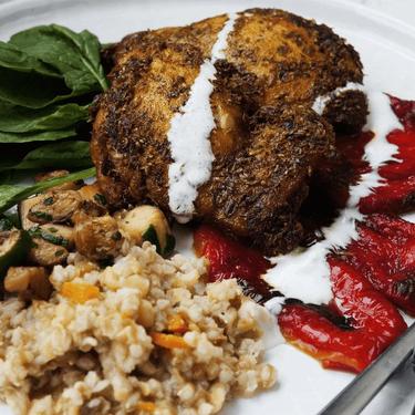 Turmeric Chicken Recipe | SideChef