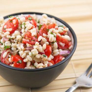 Tomato Barley Salad Recipe   SideChef