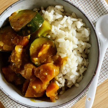 Creamy Vegan Pumpkin Curry Recipe | SideChef