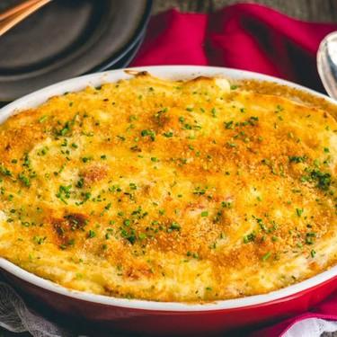 Italian Loaded Mashed Potato Casserole Recipe | SideChef