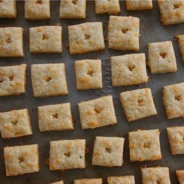 Homemade Cheese-Its Recipe   SideChef