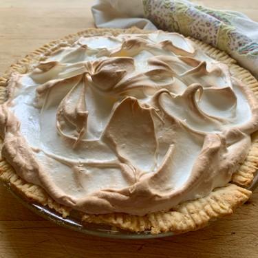 Classic Lemon Meringue Pie Recipe   SideChef