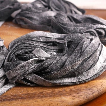 Cuttlefish Ink Pasta Recipe | SideChef