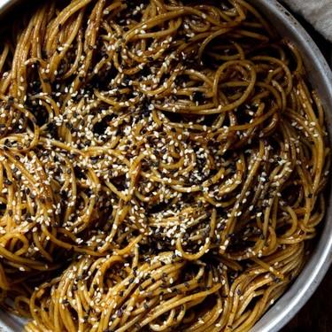 Garlic Noodles Recipe   SideChef