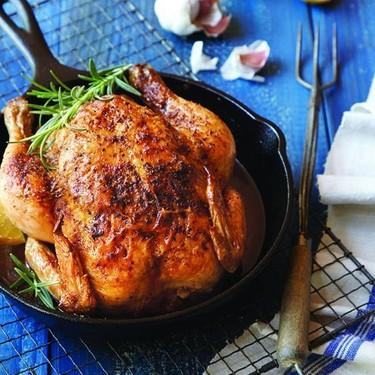Skillet Roast Chicken Recipe | SideChef