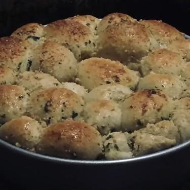 Easy Pull-Apart Garlic Bread Recipe   SideChef