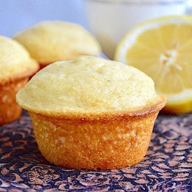 Lemon Lavender Mascarpone Muffins Recipe   SideChef