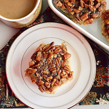 Gingerbread Sticky Buns Recipe | SideChef