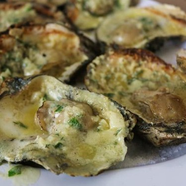 Chargrilled Oysters Recipe   SideChef