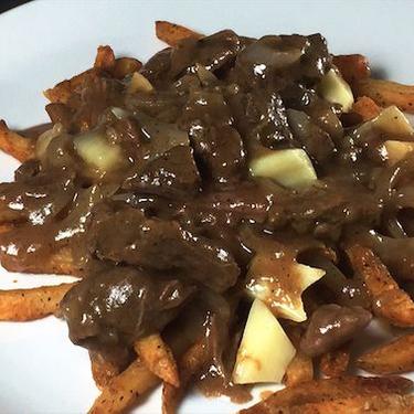 Beef Gravy Poutine Recipe | SideChef