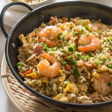 Bacon Fried Rice Recipe   SideChef