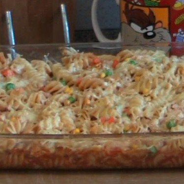 Quick Cheesy Pasta Bake Recipe | SideChef