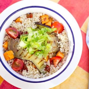 Healthy Couscous Salad Recipe | SideChef