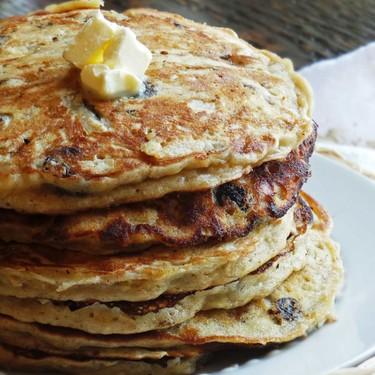 Oatmeal Cookie Pancakes Recipe   SideChef