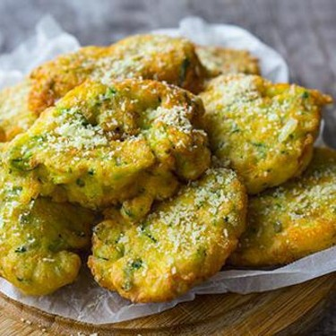 Zucchini Fritters Recipe | SideChef