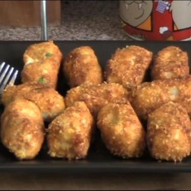 Crunchy Vegetable Nuggets Recipe | SideChef